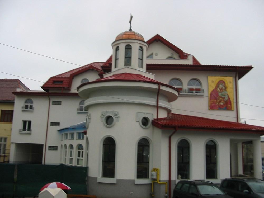 Consolidare, restaurare Centrul de Plasament Sf. Ecaterina